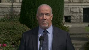 'Our coast was not considered by the National Energy Board': B.C. premier on Trans Mountain ruling
