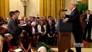 Telling the truth in Trump's Washington