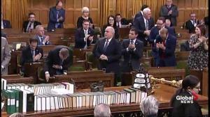 Conservatives demand plan from Trudeau amid Oshawa GM closure