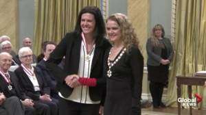 Christine Sinclair honoured as Officer of the Order of Canada