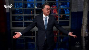 Stephen Colbert recaps Jussie Smollett case: 'Huh?'