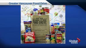 Greater Vancouver Citywide Food Drive