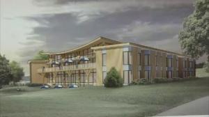 Supportive housing centre in Atlantic Canada