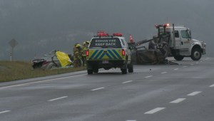 Fatal Collision claims 2 lives near Lac Des Arcs