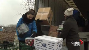 Donations help families celebrate Christmas in Fort McMurray