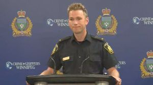 'There's bad people out there': Winnipeg police describe attack downtown on exchange student