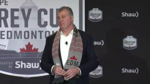 CFL commissioner Randy Ambrosie on coaches salary cap affecting support staff