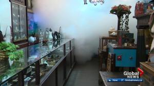 'Smoke bomb' technology aims to thwart would-be thieves
