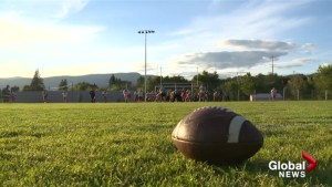Okanagan Sun celebrating return of quarterback