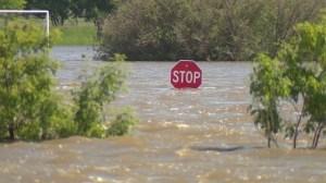 Flood Danger in Brandon