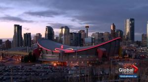 Fans react to Calgary Flames arena proposals