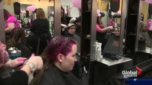 Edmonton health matters: MacEwan University PASS program & Hair Massacure