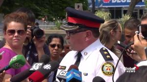 Toronto Police focused on 'downtown core' with increased officer presence