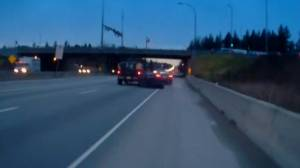 RCMP investigating road rage caught on video