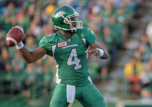 Riders send Darian Durant to the Alouettes for draft picks (01:59)