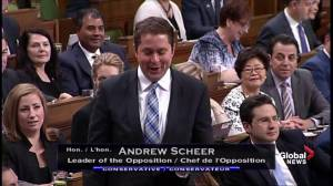 Scheer accuses Trudeau of hiding true costs of Canada's Carbon Tax
