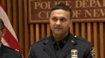 New York police officer who defended self from homeless men on subway platform speaks about incident