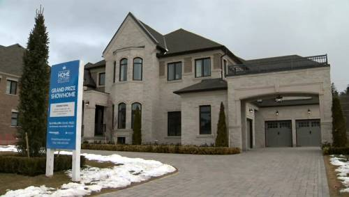 Touring the 6 4 million princess margaret show home watch news videos online - Div position bottom ...