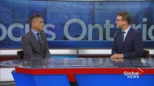 Focus Ontario: Premier Ford 'thrives in chaos' and don't expect him to change his style (00:59)