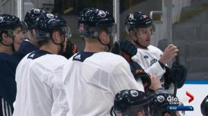 Edmonton Oilers prepare for serious playoff push