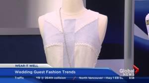 Wear It Well: Wedding guest fashion trends