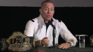 Three-time UFC champion Georges St-Pierre retires at 37