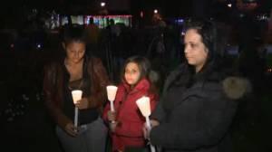 Vigil held for those killed in Vaughan crash