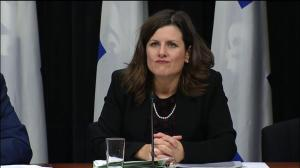 Quebec Justice Minister apologizes for confusion on details of face covering ban