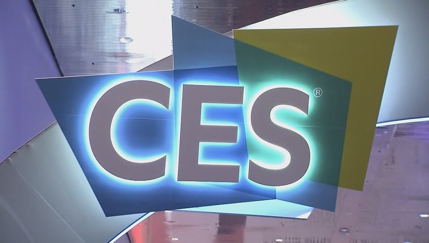 Click to play the video: 'Log on to CES Las Vegas'