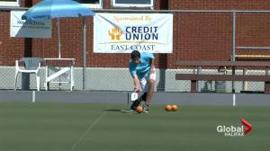 Dartmouth hosts youth lawn bowling national championships