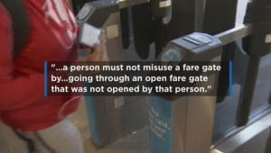 Transit Police won't cancel fine for Calgary man ticketed on SkyTrain despite paying fare