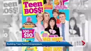 Teen bosses making it big on social media