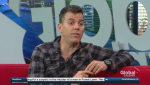 Steve-O discusses his upcoming performances at The Laugh Shop