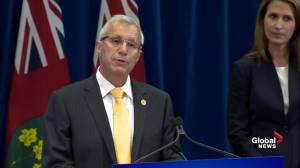 Ontario government will make cannabis available online starting Oct. 17 (00:27)