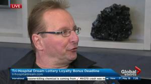 2018 Tri-Hospital Dream Lottery: Fred Narozniak