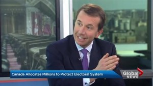 Canada allocates millions to protect electoral system