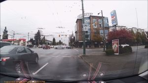 Dash cam video shows horrific high speed crash