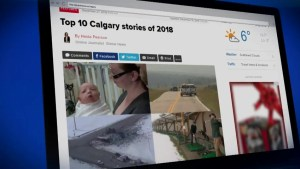Top 10 Calgary stories of 2018