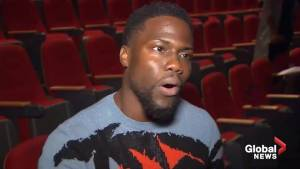 Kevin Hart surprises high school students in Dallas, Texas