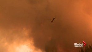Fort McMurray wildfire: Top Canadian Story 2016