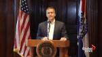 Missouri Governor Eric Greitens resigns amid sex scandal