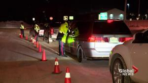Roadside testing in Saskatoon for marijuana impaired drivers