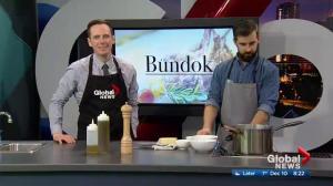 Edmonton chef shows off seasonal dish