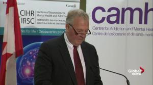 Blair announces $1.4 million investment in 14 marijuana research projects