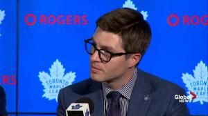 Kyle Dubas discusses process of signing John Tavares