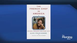 Celebrity chef Alex Prud'homme gives us a taste of his new book