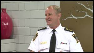 New Peterborough Top Cop brings 38-years of policing experience: Meet Chief Scott Gilbert