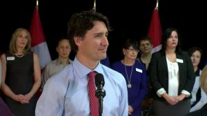 Trudeau on oilsands leaders meeting: 'There is a sense of worry yes, but also a sense of opportunity'