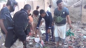 Suicide bombing in Yemen leaves at least 45 dead