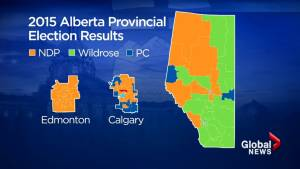 Rural vs. urban vote: How it could play out in the Alberta election (02:02)